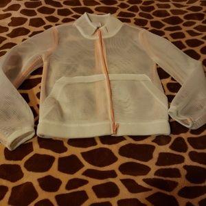 Other - NWOT Girls Target mesh jacket